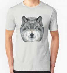 The Wolf - T-Shirt/Clothing