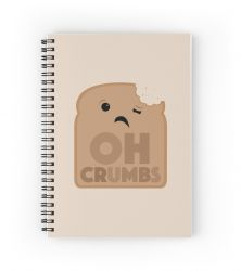 Lightly Toasted - Notebook