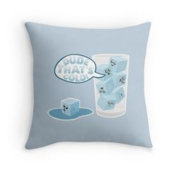 Ice Cold - Cushion