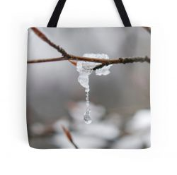 Holding On - Tote Bag