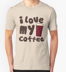 Longtime Coffee Love - T-Shirt/Clothing