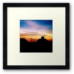Day 165 - 22nd December 2011 - Framed Print