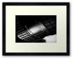 Day 218 - 13th February 2012 - Framed Print