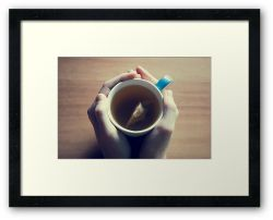 Day 284 - 19th April 2012 - Framed Print