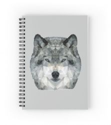 The Wolf - Notebook