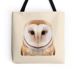 The Owl - Tote Bag