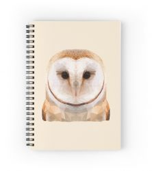The Owl - Notebook