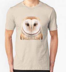 The Owl - T-Shirt/Clothing