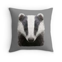 The Badger - Cushion