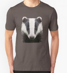 The Badger - T-Shirt/Clothing