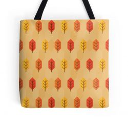 Leaf After Leaf - Tote Bag