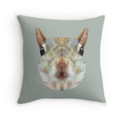 The Squirrel - Cushion