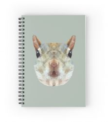 The Squirrel - Notebook