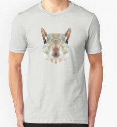 The Squirrel - T-Shirt/Clothing