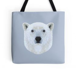 The Polar Bear - Tote Bag