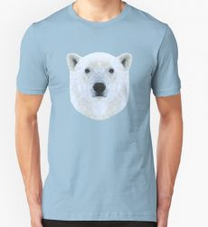 The Polar Bear - T-Shirt/Clothing