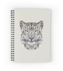 The Snow Leopard - Notebook