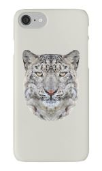 The Snow Leopard - Phone Case