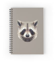 The Raccoon - Notebook
