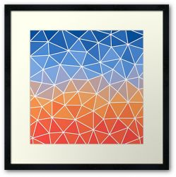 Sunrise - Framed Print