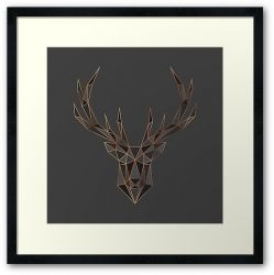 Stagger - Framed Print