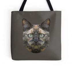 The Tortoiseshell - Tote Bag