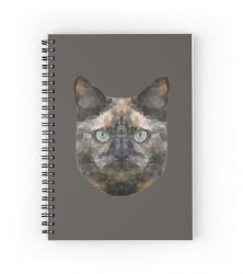 The Tortoiseshell - Notebook