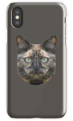 The Tortoiseshell - Phone Case
