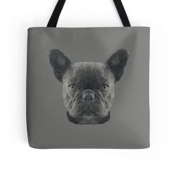 The French Bulldog - Tote Bag