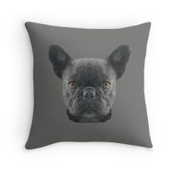 The French Bulldog - Cushion
