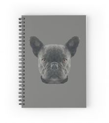 The French Bulldog - Notebook