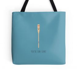 Oar-some! - Tote Bag
