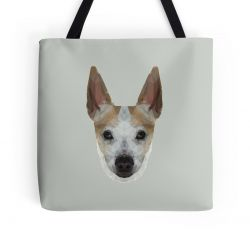 The Jack Russell - Finn - Tote Bag