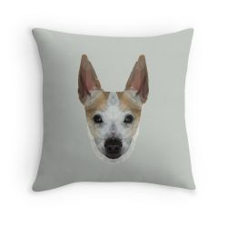 The Jack Russell - Finn - Cushion