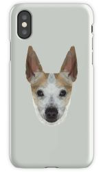The Jack Russell - Finn - Phone Case