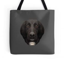 The Springer Spaniel - Tote Bag