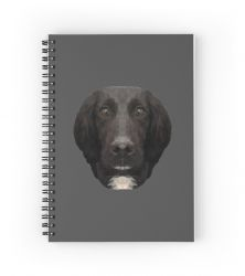 The Springer Spaniel - Notebook
