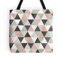 Tri Double Dust - Tote Bag