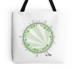 The Grass is Always Greener - Tote Bag