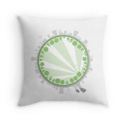 The Grass is Always Greener - Cushion