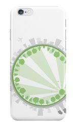 The Grass is Always Greener - Phone Case