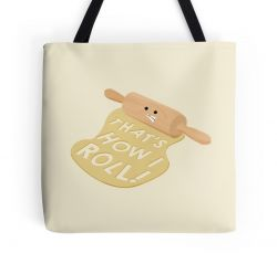 Dough Style - Tote Bag
