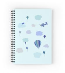 Flying High - Notebook